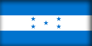 флаг Гондураса (flag of Honduras)