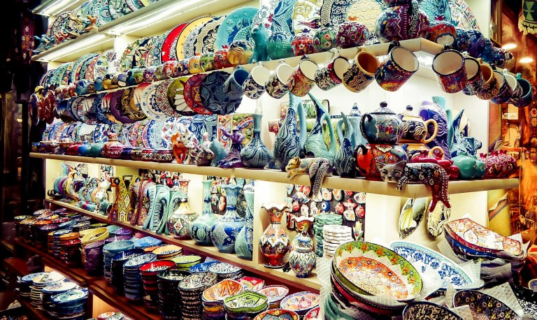 Souvenirs from Turkey photo